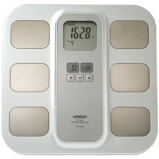 Omron Scale HBF-400 stand-on body composition scale