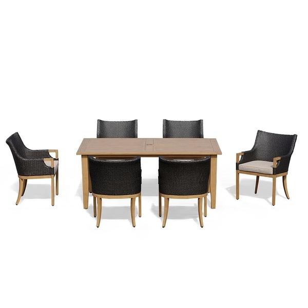 OVE Decors Marbella 7-Piece Dining Set