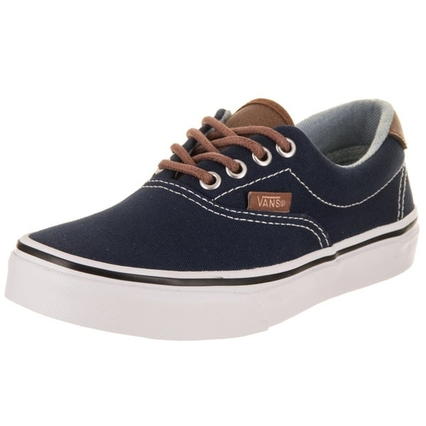 ae738d0df7 Shop Vans Kids Era 59 (C L) Skate Shoe - Free Shipping On Orders ...