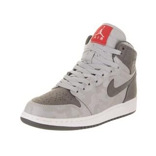 Nike Jordan Kids Air Jordan 1 Retro High Prem BG Basketball Shoe