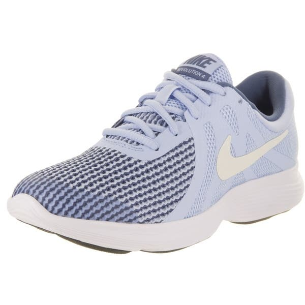 superstición Obediencia parcialidad  Shop Nike Kids Revolution 4 (GS) Running Shoe - Overstock - 21486442