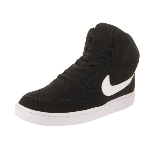 bd99b0981 Shop Nike Men s Court Borough Mid Basketball Shoe - Free Shipping ...