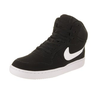 Nike Men's Court Borough Mid Basketball Shoe