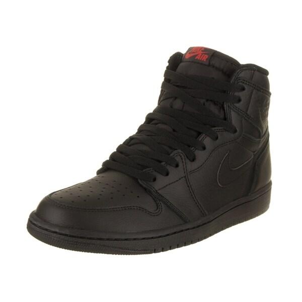 66a7d114fb01 Shop Nike Jordan Men s Air Jordan 1 Retro High OG Basketball Shoe ...