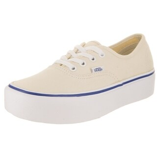 Vans Unisex Authentic Platform (Canvas) Casual Shoe