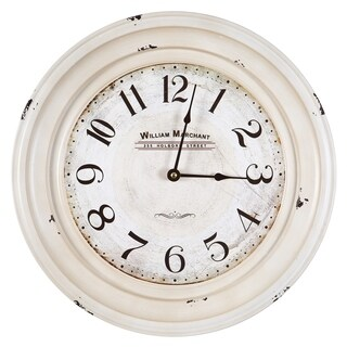 Marchant Rustic Wall Clock