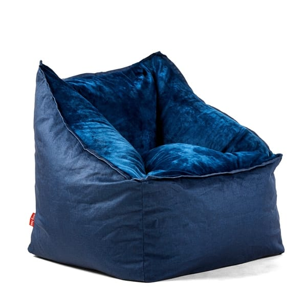 Pleasing Shop Big Joe Slalom Bean Bag Chair Lenox Plush Spandex Pabps2019 Chair Design Images Pabps2019Com