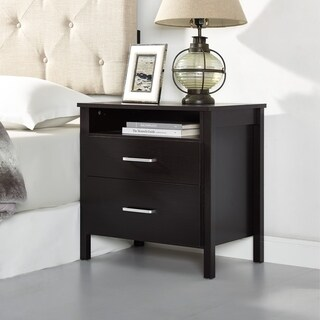 Hudson Collection 2-Drawer Night Stand