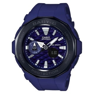 Casio Baby-G Women's Watch (Blue)