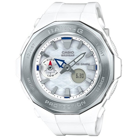 Casio Baby-G Women's Watch (White)