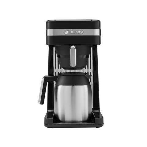 BUNN CSB3T Platinum Speed Brew Platinum Thermal Coffee Maker