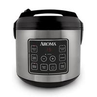 Aroma ARC-150SB 20-Cup (Cooked) Digital Cool-Touch Rice Cooker