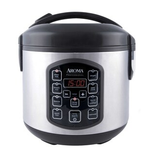 Aroma ARC-954SBD 8-cup (Cooked) Digital Rice Cooker