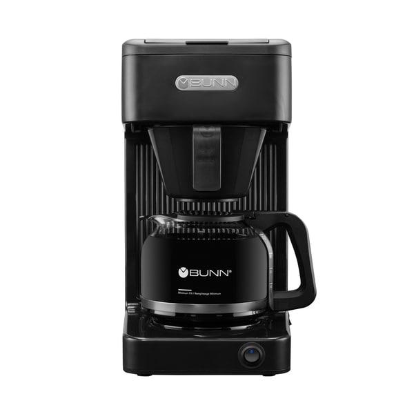 BUNN CSB1B Select Speed Brew Coffee Maker, Black