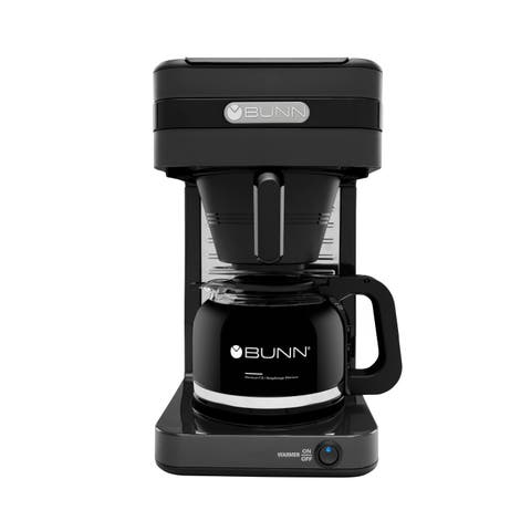 BUNN CSB2G Elite Speed Brew Coffee Maker, Grey