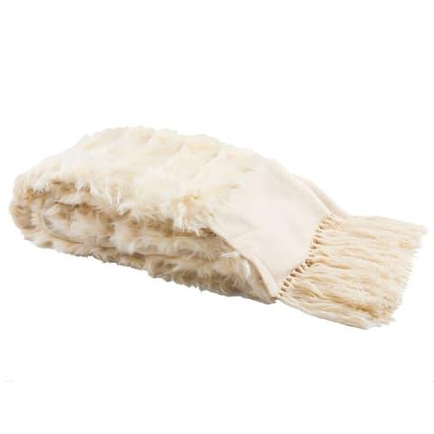 Safavieh Faux Fur Atsuko Bed Runner