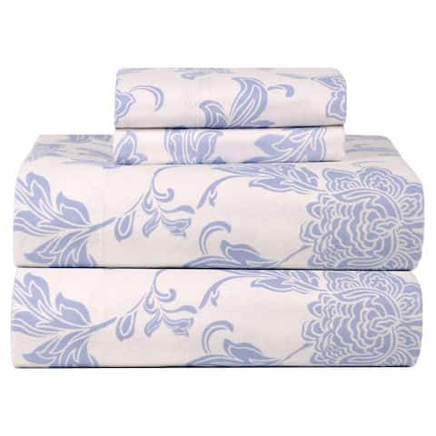 The Gray Barn Swallow Falls Ultra Soft Flannel Sheet Set