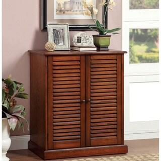 Copper Grove Gaillardia 5-shelf Shoe Cabinet