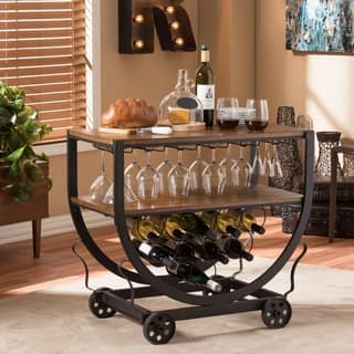 Buy Bar Cart Home Bars Online At Overstock Our Best Dining Room