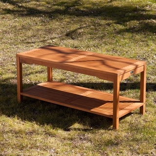 Havenside Home Cedar Key Outdoor Coffee Table