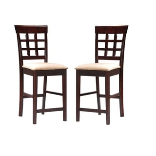 Copper Grove Baraga Brown Bar Stool