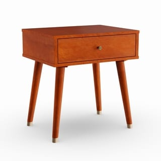 Link to Carson Carrington Steinkjer Mid-century Accent Side Table Similar Items in Living Room Furniture