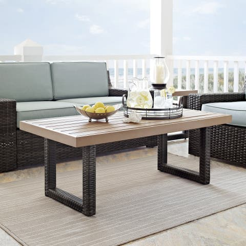 Stinson Contemporary Coffee Table by Havenside Home