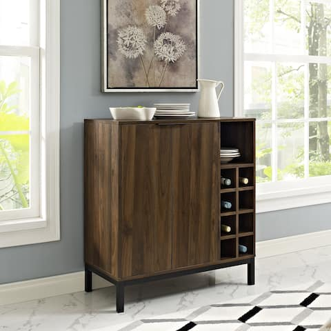 Carson Carrington Trosa Bar Cabinet - 34 x 16 x 36H