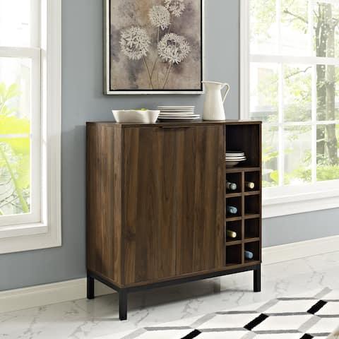 Carson Carrington Trosa Bar Cabinet - 34 x 16 x 36H