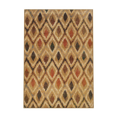 "Copper Grove Okanogan Indoor Geometric Area Rug - 1'10"" x 3'3"""