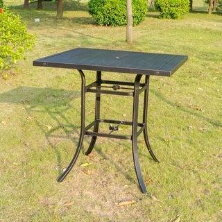 Brazos 42 Inch Bar Table