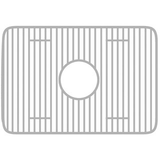 """Whitehaus 24 x 18"""" Stainless Steel Grid for Reversible Series Fireclay Sinks"""