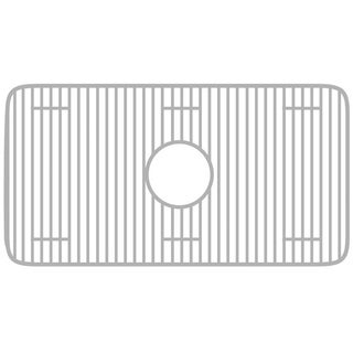 """Whitehaus 27 3/4"""" x 15 3/4"""" Stainless Steel Grid for Reversible Series Fireclay Sinks"""