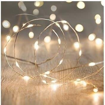 LED Fairy String Lights, 10Ft/3M 30leds
