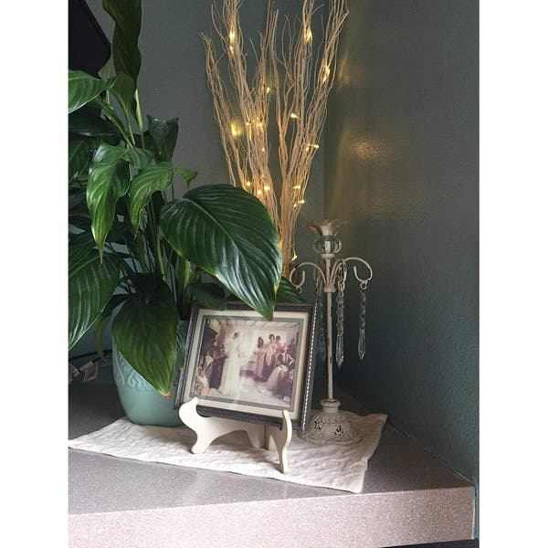 Shop 36Inch 16LED Natural Willow Twig Lighted Branch for ...