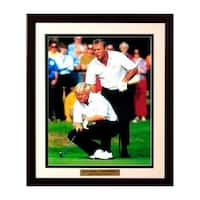 Encore Select Inc 20x24 Jack Nicklaus and Arnold Palmer Deluxe Frame