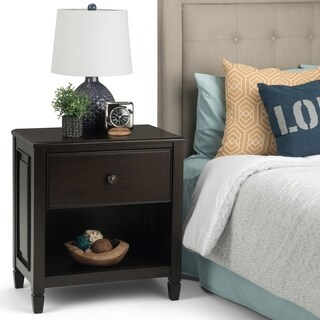 Wyndenhall Hampshire Bedside Table