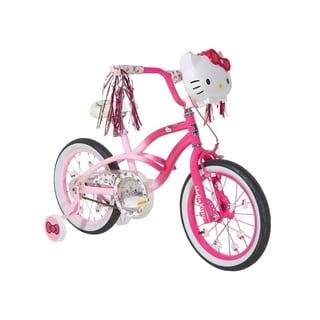 Shop Royalbaby Jenny Princess Pink 16 Inch Kids Bike With