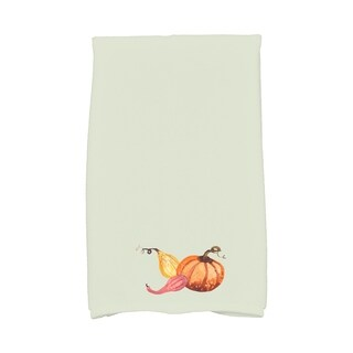 Gourd Pile 16 x 25 Inch Fall Print Kitchen Towel