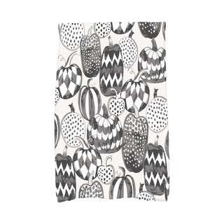 Pumpkins Galore 16x25 Inch Halloween Print Kitchen Towel