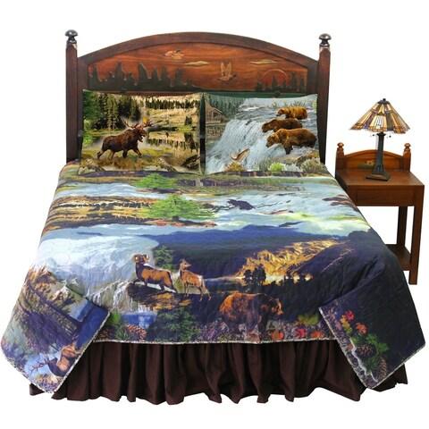 Patch Magic Queen Wilderness Galore Bed in a Bag Set - Multi