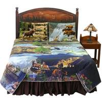 Patch Magic King Wilderness Galore Bed in a Bag Set