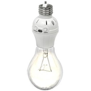 Dusk to Dawn Sensor Light Bulb Socket