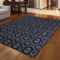 Bronte Disc Area Rug - 7'9 x 10'10