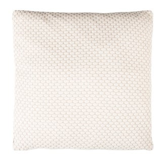 Safavieh Sweet Knit Natural 20-inch Decorative Pillow