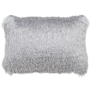 Safavieh Retro Chic Indoor/ Outdoor Shag Pillow