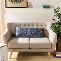 Safavieh Llilli Boho Chic Blue 14 x 30-inch Pillow