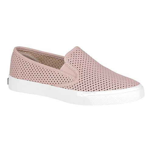 Shop Women S Sperry Top Sider Seaside Perforated Slip On