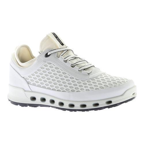 Fast Delivery Mens ECCO Cool 2 0 GORE TEX Textile Sneaker White/White Dritton Cow Leather/Textile Mens White/White Dritton Cow Leather/Textile ECCO Mens ECCO