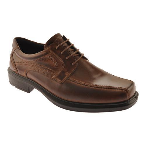 Shop Men s ECCO Helsinki Bicycle Toe Tie Cocoa Brown - Free Shipping Today  - Overstock - 18605016 d7a1c3ce0